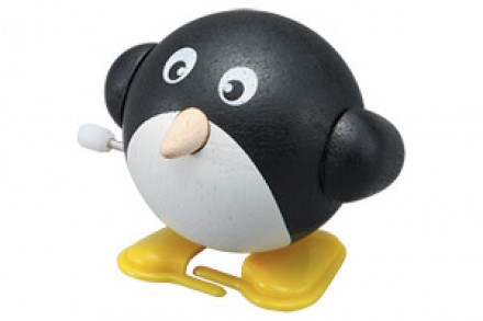 Sevimli Penguen (Picky The Penguin)