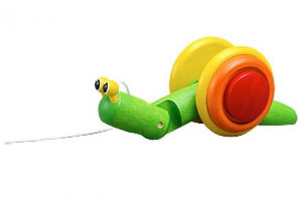 Çek Yürüt Salyangoz (Snail)
