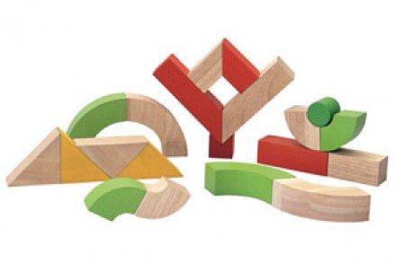 Blok Puzzle (Twisted Block Set)