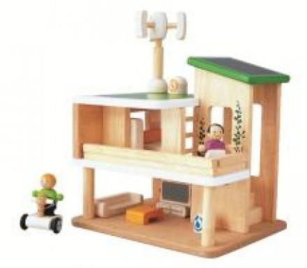 Ekolojik Ev (Eco Home)