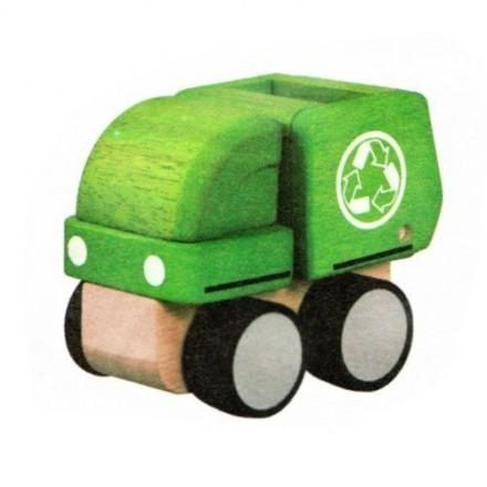 Mini Çöp Arabası (Mini Garbage Truck)