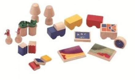 Bebek Evi Aksesuavları (Accessories for Living Room)