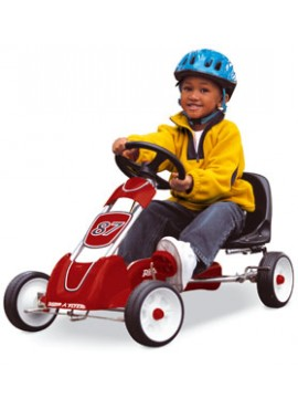RADIO FLYER Yarış Arabası (Model 87)