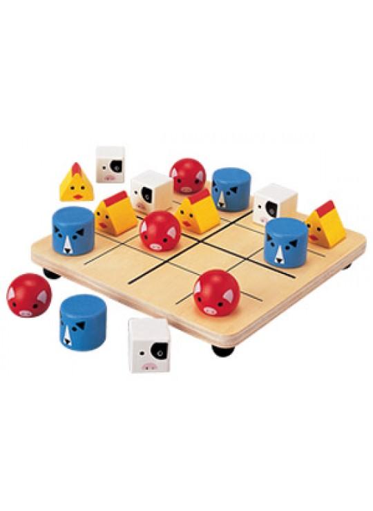 Hayvan Puzzle (Animal Puzzle)