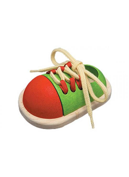 Ayakkabı Bağlama (Tie-Up Shoe)