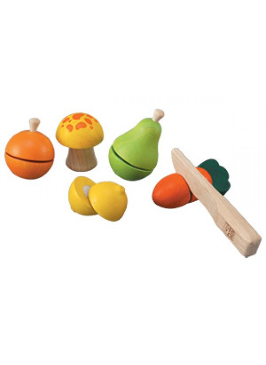 Meyve&Sebze Oyun Seti (Fruit Vegetable Play Set)