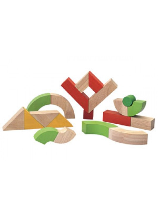 Blok Puzzle (Twisted Block Set)
