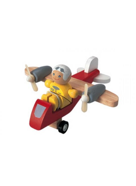 Pilotlu Pervaneli Uçak (Turboprop Airplane)