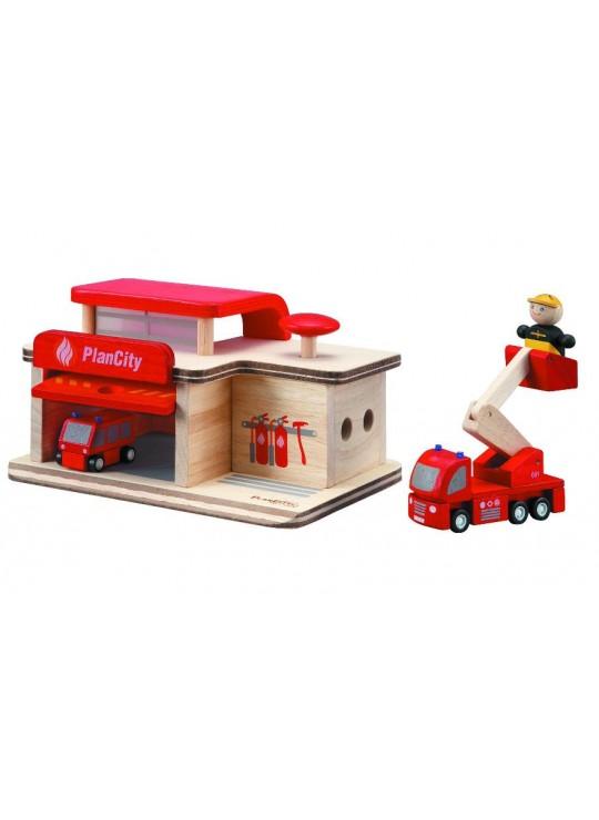 İtfaiye İstasyonu (Fire Station)