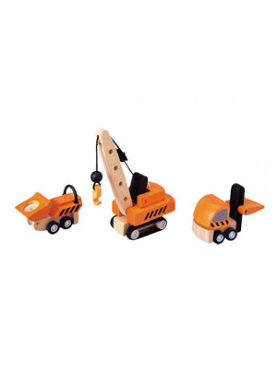 İnşaat Araçları (Construction Vehicles)