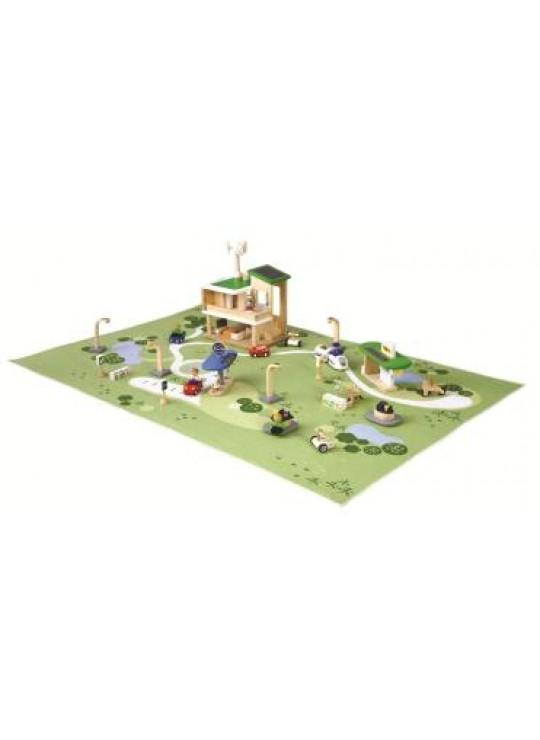 Ekolojik Şehir (Eco Town)