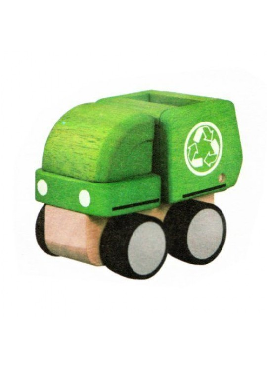 Mini Çöp Arabası (Mini Garbage Truck)