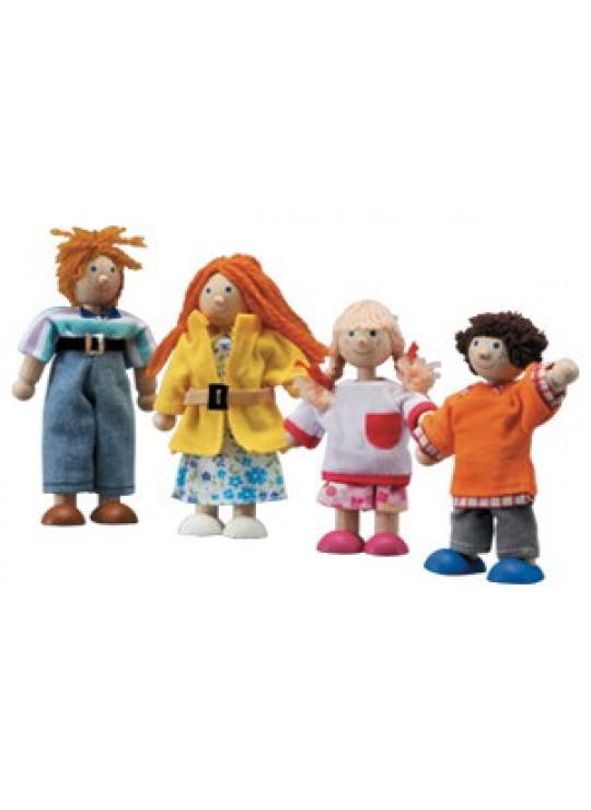 Modern Bebek Ailesi (Modern Doll Family)