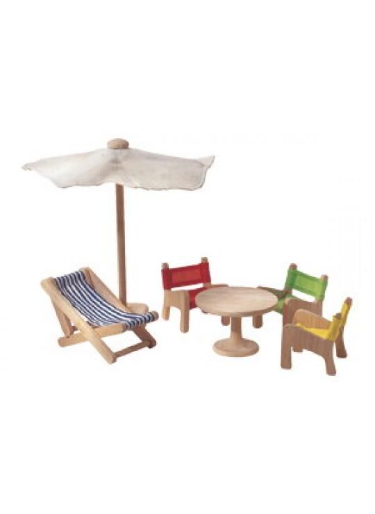 Bahçe Mobilyaları (Patio Furniture)