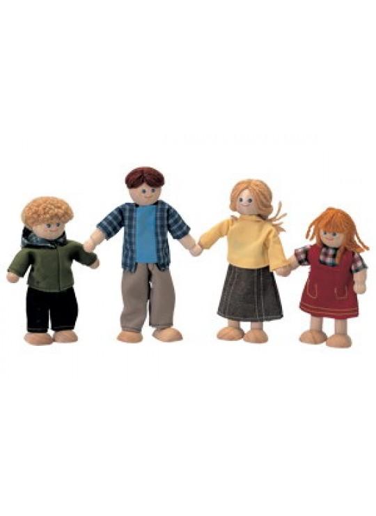 Latin Bebek Ailesi (Doll Family)