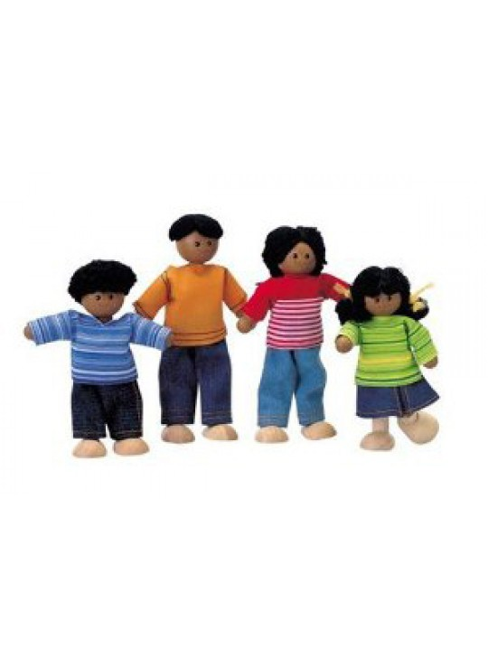 Siyahi Aile (Doll Family)