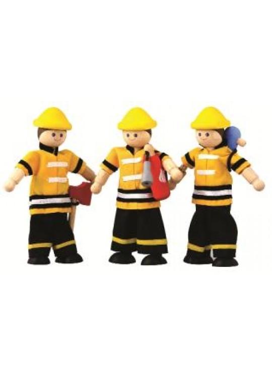 İtfaiyeciler (Fire Fighter Set)