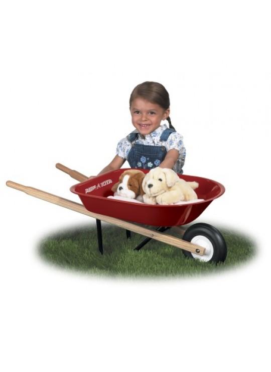 RADIO FLYER Çocuklar İçin El Arabası (Model 40)